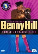 """""""Benny Hill"""" - Movie Cover (xs thumbnail)"""
