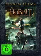 The Hobbit: The Battle of the Five Armies - German Movie Cover (xs thumbnail)