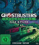 Ghost Busters - German Movie Cover (xs thumbnail)