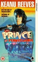 The Prince of Pennsylvania - British VHS movie cover (xs thumbnail)