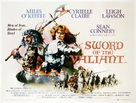 Sword of the Valiant: The Legend of Sir Gawain and the Green Knight - British Movie Poster (xs thumbnail)