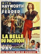 Miss Sadie Thompson - Belgian Movie Poster (xs thumbnail)