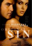 Original Sin - Australian Movie Poster (xs thumbnail)