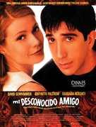 The Pallbearer - Spanish Movie Poster (xs thumbnail)