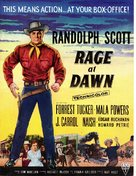 Rage at Dawn - British Movie Poster (xs thumbnail)