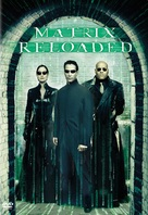 The Matrix Reloaded - DVD movie cover (xs thumbnail)