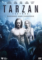 The Legend of Tarzan - Polish Movie Cover (xs thumbnail)