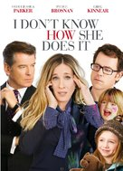 I Don't Know How She Does It - DVD cover (xs thumbnail)