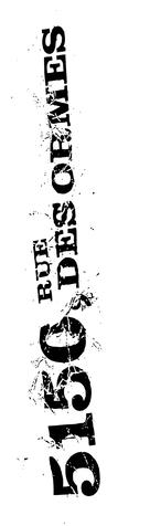 5150, Rue des Ormes - French Logo (xs thumbnail)