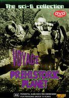 Voyage to the Prehistoric Planet - Australian DVD cover (xs thumbnail)