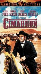 Cimarron - VHS cover (xs thumbnail)