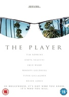 The Player - British DVD cover (xs thumbnail)