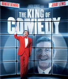 The King of Comedy - Blu-Ray cover (xs thumbnail)