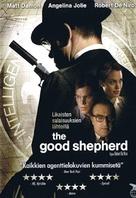 The Good Shepherd - Finnish DVD movie cover (xs thumbnail)