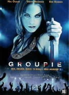 Groupie - Dutch DVD cover (xs thumbnail)