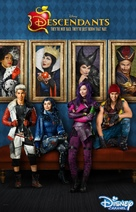 Descendants - British Movie Poster (xs thumbnail)