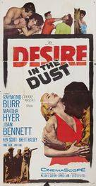 Desire in the Dust - Movie Poster (xs thumbnail)