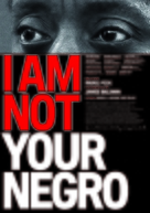 I Am Not Your Negro - German Movie Poster (xs thumbnail)