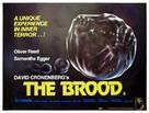 The Brood - British Movie Poster (xs thumbnail)