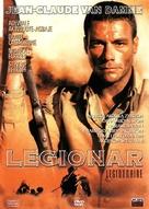 Legionnaire - Croatian DVD cover (xs thumbnail)