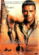 Legionnaire - Croatian DVD movie cover (xs thumbnail)