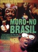 Moro No Brasil - German poster (xs thumbnail)