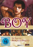 Boy - German DVD cover (xs thumbnail)