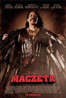 Machete - Polish Movie Poster (xs thumbnail)
