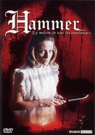 """""""Hammer House of Horror"""" - French DVD cover (xs thumbnail)"""