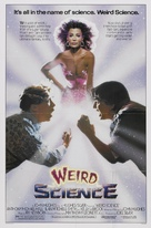 Weird Science - Movie Poster (xs thumbnail)