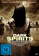 Dark Spirits - German DVD cover (xs thumbnail)