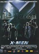 X-Men - Polish Movie Poster (xs thumbnail)