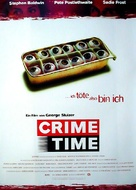 Crimetime - German Movie Poster (xs thumbnail)