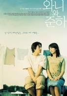 Wanee wa Junah - South Korean Movie Poster (xs thumbnail)