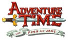 """Adventure Time with Finn and Jake"" - Logo (xs thumbnail)"