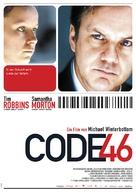 Code 46 - German Movie Poster (xs thumbnail)