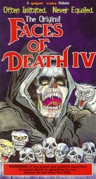 Faces of Death IV - Movie Cover (xs thumbnail)