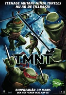 TMNT - Swedish Movie Poster (xs thumbnail)