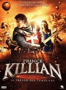 Capitán Trueno y el Santo Grial - French DVD movie cover (xs thumbnail)