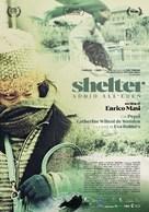 Shelter: Farewell to Eden - Italian Movie Poster (xs thumbnail)