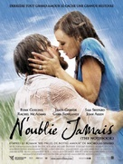 The Notebook - French Theatrical poster (xs thumbnail)