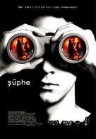 Disturbia - Turkish Movie Poster (xs thumbnail)