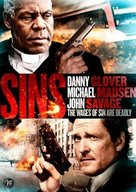 Sins Expiation - Dutch DVD cover (xs thumbnail)
