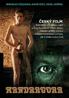 Mandragora - Czech Movie Cover (xs thumbnail)