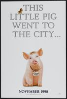 Babe: Pig in the City - Advance movie poster (xs thumbnail)