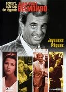 Joyeuses Pâques - French DVD cover (xs thumbnail)