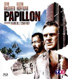 Papillon - French Blu-Ray cover (xs thumbnail)
