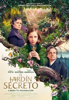The Secret Garden - Mexican Movie Poster (xs thumbnail)