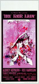 My Fair Lady - Italian Movie Poster (xs thumbnail)