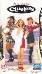 Clueless - British VHS cover (xs thumbnail)